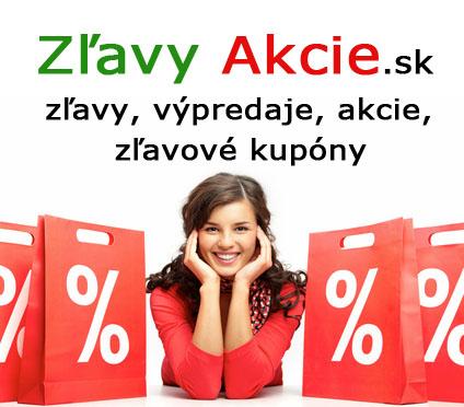 Zľavy Akcie Výpredaje, zľavové kupóny